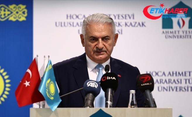 AK Parti Genel Başkanvekili Yıldırım: ABD, Afganistan'dan çekilirken geride harabat, tahribat bırakarak gitti