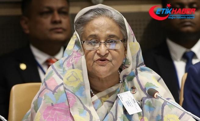 """Bangladeş'ten, uluslararası topluma Rohingya krizinin çözümü için """"yapıcı çalışma"""" çağrısı"""