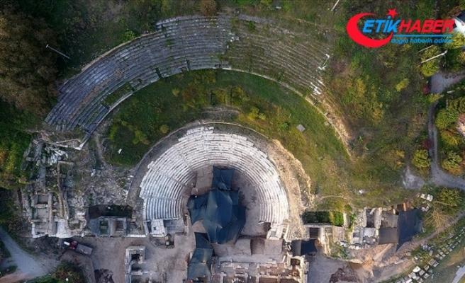 Batı Karadeniz'in 'Efes'inde yeni bulgular gün ışığına çıkarılıyor