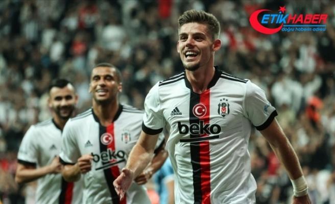 Beşiktaş'ta Montero, Altay maçı kadrosundan çıkarıldı