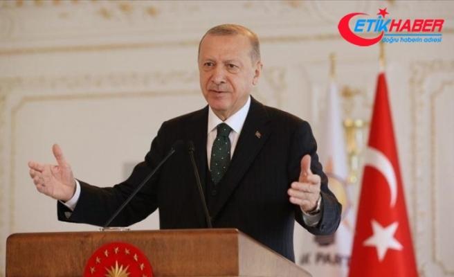 Cumhurbaşkanı Erdoğan: Türkiye inşallah bu defa treni kaçırmayacak