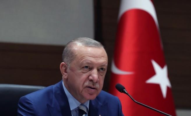 """Cumhurbaşkanı Erdoğan: """"Yenilenebilir enerji kaynaklı kurulu güçte, dünyada 12. sırada yer alıyoruz"""""""