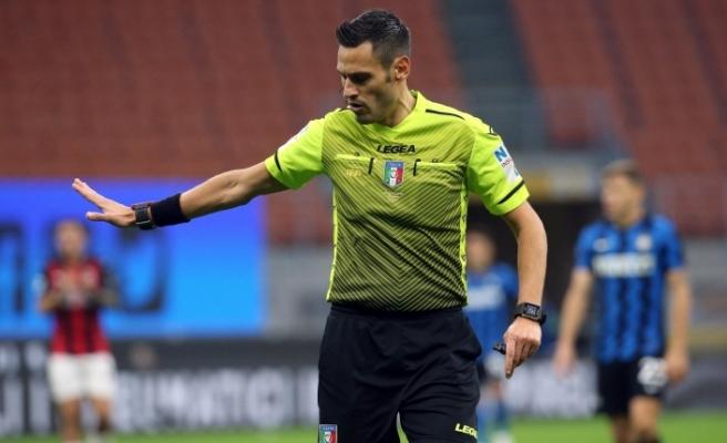E.Frankfurt - Fenerbahçe maçının hakemi Maurizio Mariani