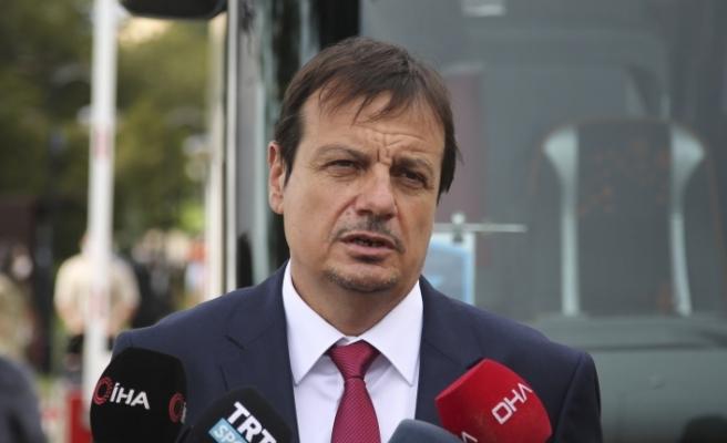 """Ergin Ataman: """"Türk Milli Takımı'nın başında Türk hoca olmalı"""""""