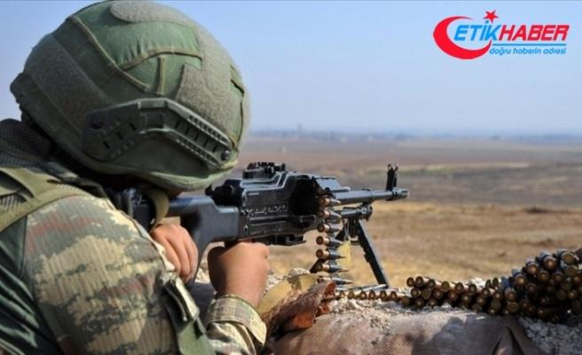 Irak'ın kuzeyindeki Metina'da 2 PKK'lı terörist etkisiz hale getirildi