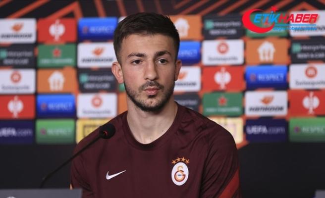 Galatasaraylı futbolcu Halil Dervişoğlu: Lazio zor bir rakip ama Galatasaray olarak neler yapabileceğimizi biliyoruz