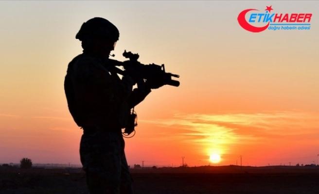 Irak'ın kuzeyindeki Avaşin bölgesinde bir asker şehit oldu