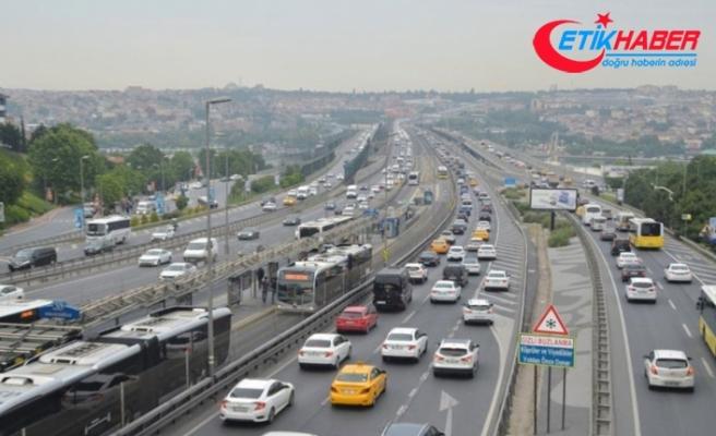 İstanbul'daki araç sayısı açıklandı! Toplam 22 ilin nüfusu kadar