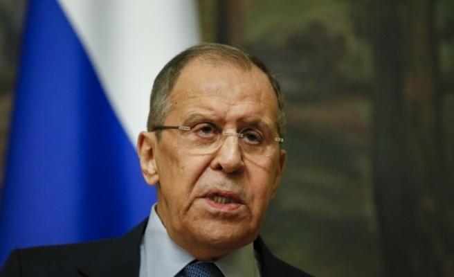 """Lavrov'dan gazetecilere: """"Şansınızı zorlamayın, Rusya NATO'ya katılmayacak"""""""