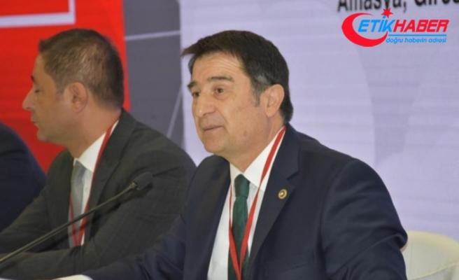 MHP'li Aksu: Milliyetçi Hareket Partisi; şahlanan milli mücadele ruhu ve milli irade ile siyaset yapmaktadır