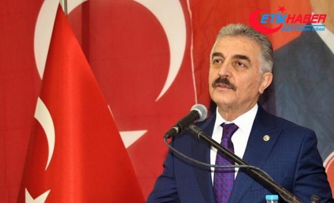 MHP'li Büyükataman: Ne kahpe 12 Eylül'ü ne de şehit dava arkadaşlarımızı unuttuk!