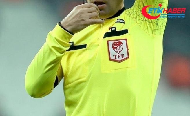 TFF 1. Lig'de 9. haftada oynanacak maçları yönetecek hakemler açıklandı