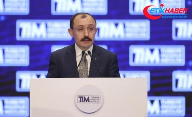 """Ticaret Bakanı Muş: """"İhracatın finansmanı konusuna önümüzdeki dönemde daha çok eğileceğiz"""""""