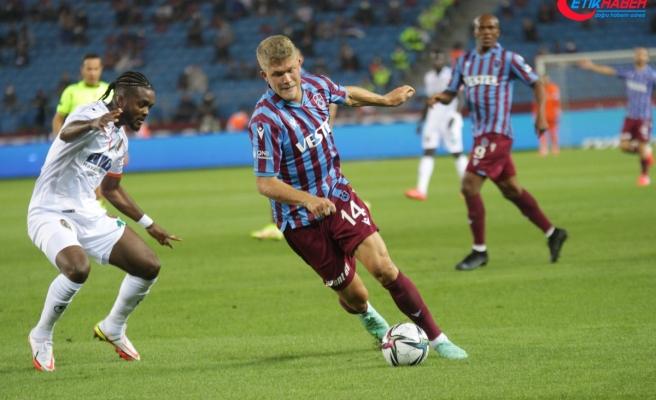 Trabzonspor koltuk fırsatını tepti