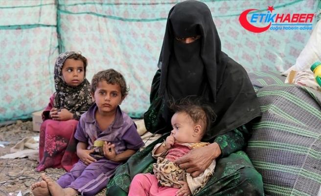 UNICEF: Yemen'de bir yıl içinde 17 binden fazla göçmen aileye hayat kurtarıcı yardım sağlandı