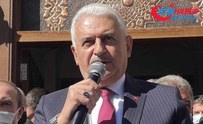 AK Parti Genel Başkanvekili Yıldırım: Bizim milletimiz kimin doğru yaptığını, kimin yapmadığını en güzel bilen millettir
