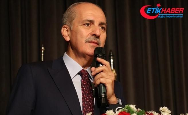 AK Parti'li Kurtulmuş: Büyük medeniyetimizin üçüncü büyük yürüyüşü bu coğrafyadan çıkacak