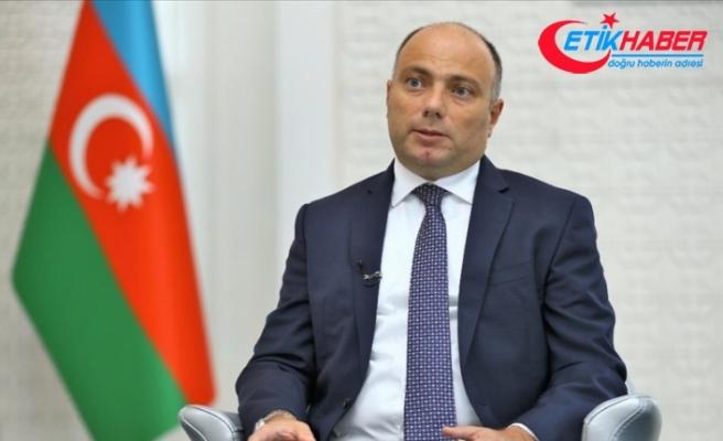 Azerbaycan Kültür Bakanı Kerimov: Ermenistan Karabağ'daki tarihi anıtların yüzde 95'ini tahrip etti