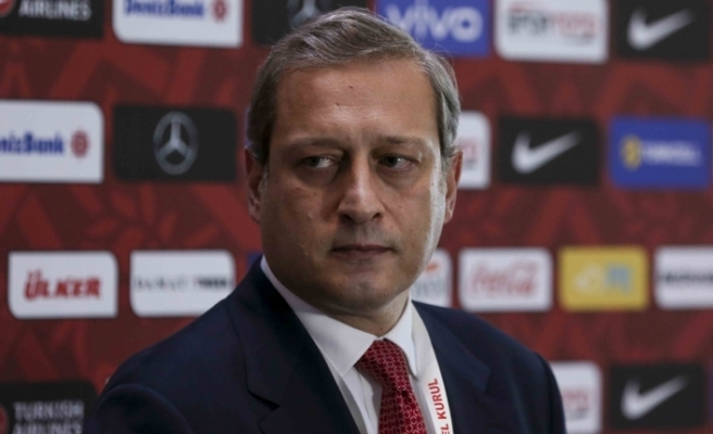 """Burak Elmas: """"Türk spor tarihinin en yüksek bedelli stadyum isim sponsorluğunu hayata geçirdik"""""""