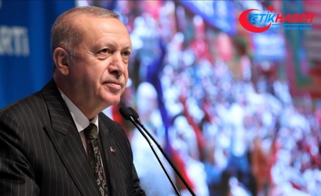 Cumhurbaşkanı Erdoğan: 3600 ek gösterge meselesi 2022 sonuna kadar çözülecek