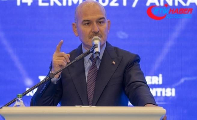 İçişleri Bakanı Soylu: Sordum, 'Arkadaşlar böyle bir siyasi cinayet istihbaratı var mı?' Yok