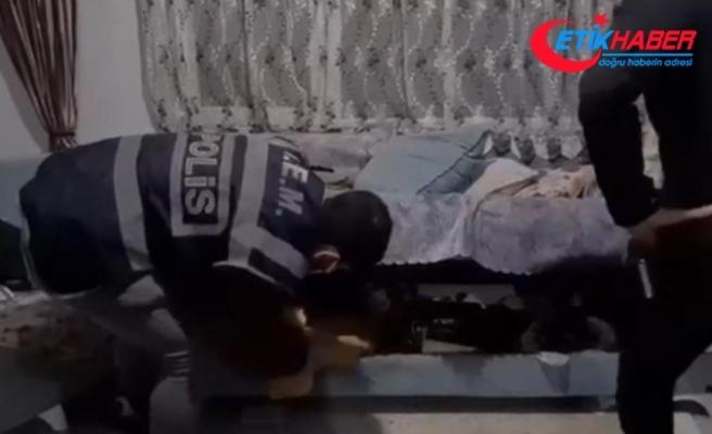 """İstanbul'da evinde 55 kilogram bonzai bulunan """"Çaki"""" lakaplı zehir taciri yakalandı"""