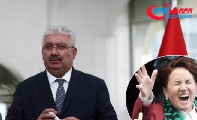 MHP'li Yalçın: İP'liler, hakikatte Ülkücü kimliğinin yanından bile geçemezler!