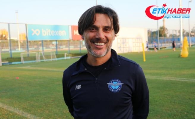 """Vincenzo Montella: """"Yeni Malatyaspor maçı zor geçecek"""""""