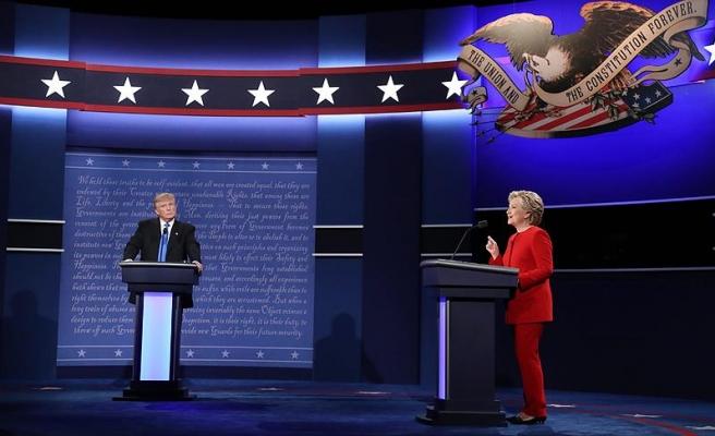 Trump 244, Clinton 215 delege kazandı