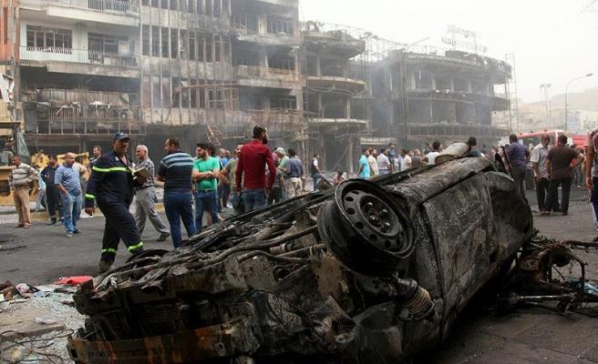Bağdat'ta bombalı saldırı: 60 ölü, 100 yaralı