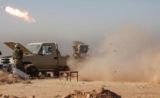 Musul'u DEAŞ'tan kurtarma operasyonunda 6. gün