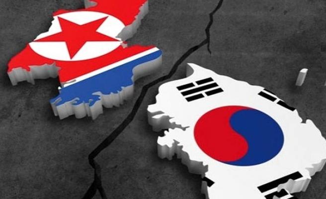 Kuzey Kore: G. Kore'yi Alev Denize Çeviririz