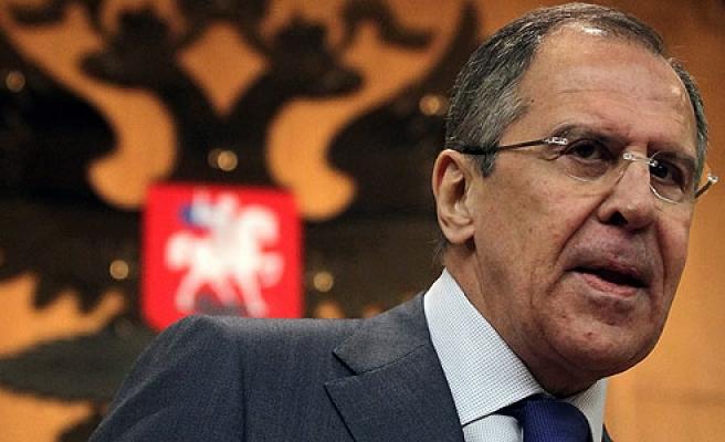 Lavrov: ''Moskova, NATO'nun eylemlerinden rahatsız''