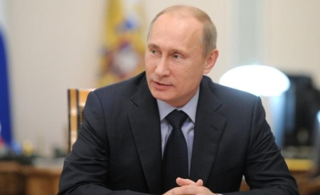 Putin'den Erdoğan'a Başsağlığı Mesajı