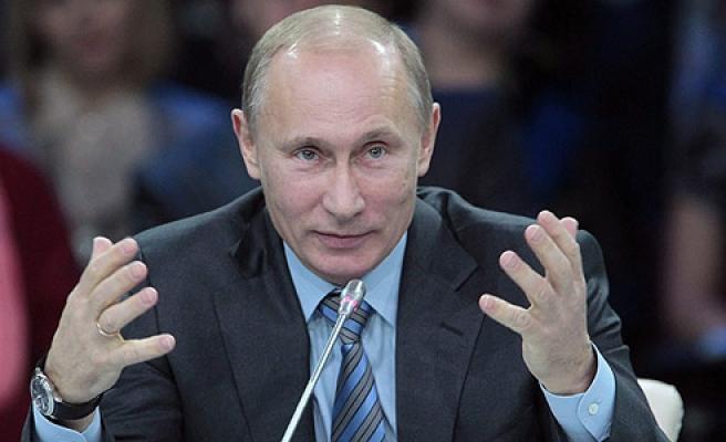 Putin: ''Türkiye'nin operasyonu bizim için beklenmedik değildi''