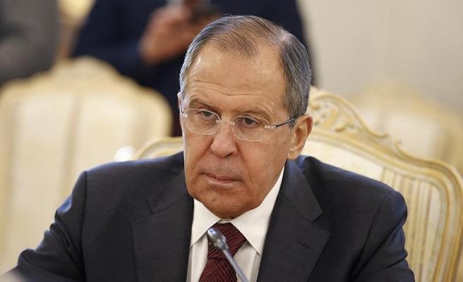 Lavrov: Türkiye'nin, Suriye'deki hava operasyonlarından endişeliyiz