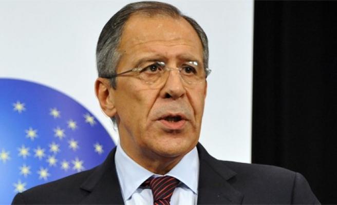 Lavrov: