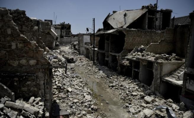 'Suriye'deki iç savaşın maliyeti 259 milyar dolar'