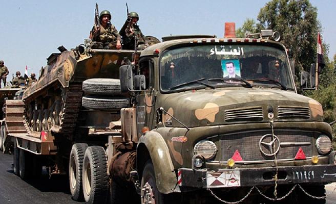 Suriyeli muhalifler: Şam'da yönetime ait bir helikopteri düşürdük