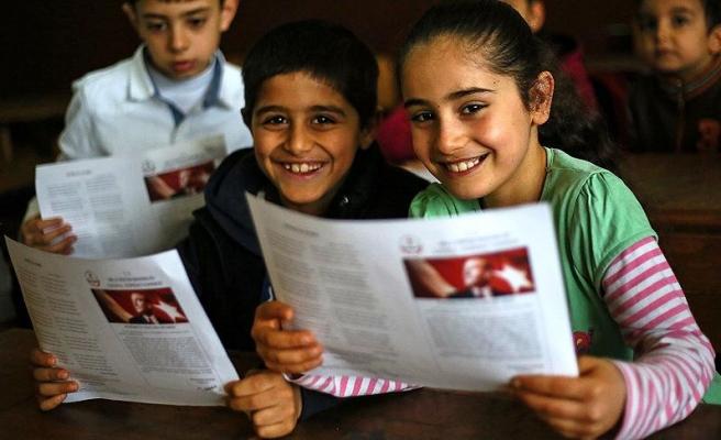 17 milyon 588 bin 958 öğrenci cuma günü karne alacak