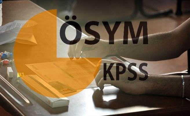 KPSS başvuruları için son hafta!