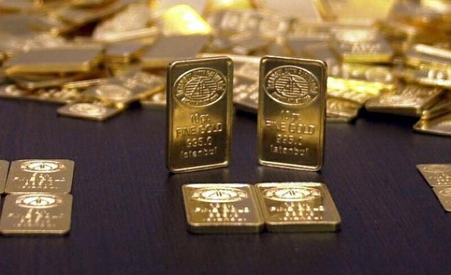 Altının gram fiyatı 4 ayın en yükseğini gördü