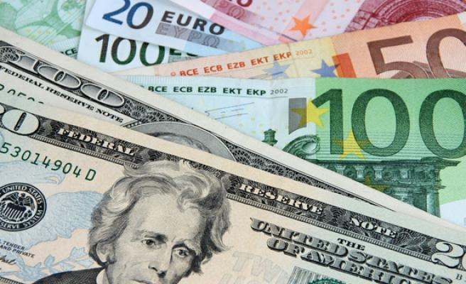 Dolar güne 2,8241 TL, Euro 3,2156 TL'den başladı