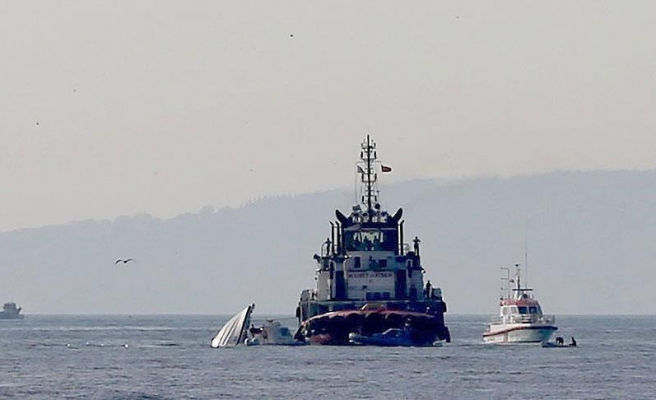 Sahil Güvenlik botu alabora oldu: 3 şehit