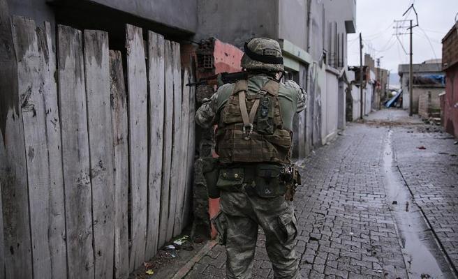 Terörle mücadelede haftalık bilanço: 36 terörist etkisiz hale getirildi