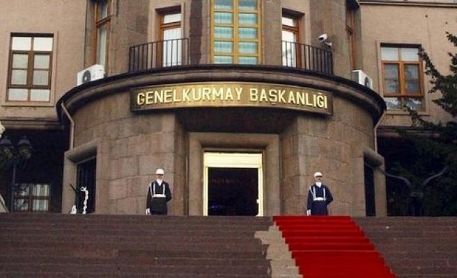 Hava Kuvvetleri Komutanlığı'ndan 73 askeri personelin TSK ile ilişkisi kesildi