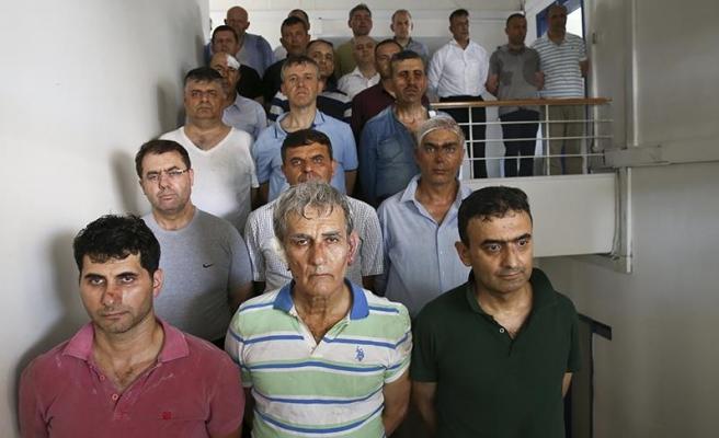 Akın Öztürk'ün eski emir astsubayı gözaltına alındı