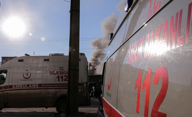Cizre'de polis kontrol noktasına terör saldırısı: 11 şehit