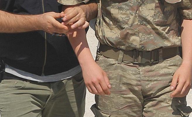 Komutanları kaçıran tim lideri yakalandı