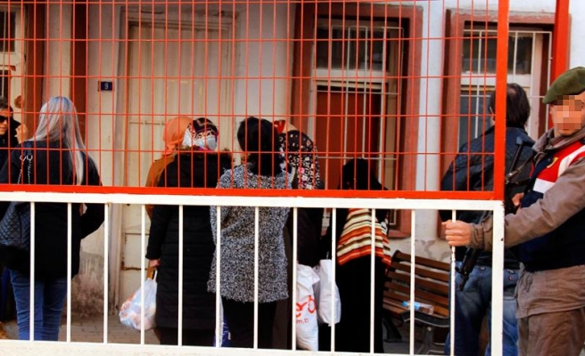 FETÖ'nün Kayseri'deki 'abla'ları, adliyeye sevk edildi